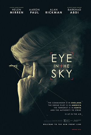 Eye in the Sky (2015) by The Critical Movie Critics