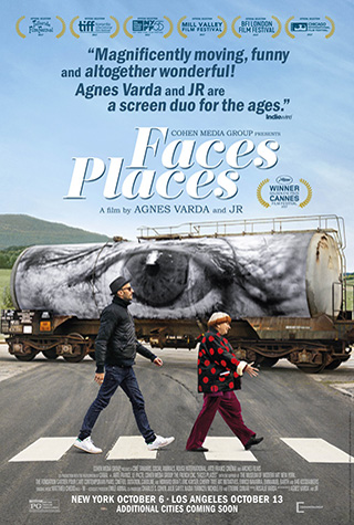 Faces Places (2017) by The Critical Movie Critics