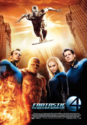 Fantastic Four: Rise of the Silver Surfer (2007) by The Critical Movie Critics