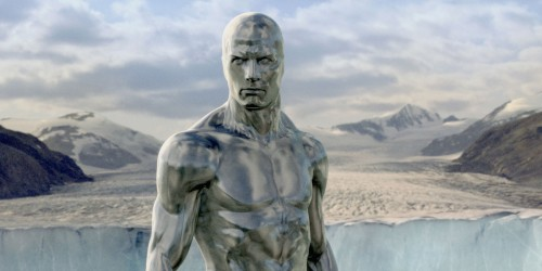 Movie Review:  Fantastic Four: Rise of the Silver Surfer (2007)