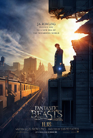 Fantastic Beasts and Where to Find Them (2016) by The Critical Movie Critics