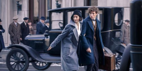 Movie Review:  Fantastic Beasts and Where to Find Them (2016)