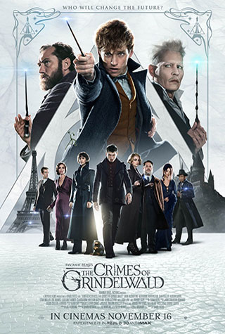 Fantastic Beasts: The Crimes of Grindelwald (2018) by The Critical Movie Critics