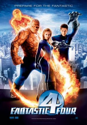 Fantastic Four (2005) by The Critical Movie Critics