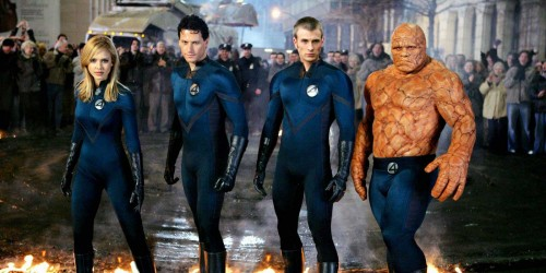 Movie Review:  Fantastic Four (2005)
