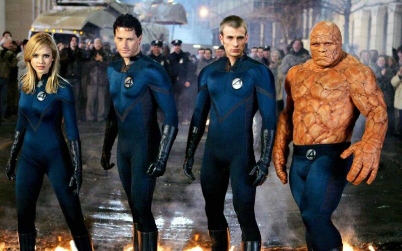Fantastic Four (2005) by The Critical Movie Critics