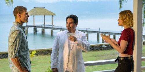 Movie Review:  Fantasy Island (2020)