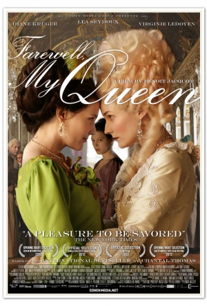 Farewell, My Queen (2012) by The Critical Movie Critics