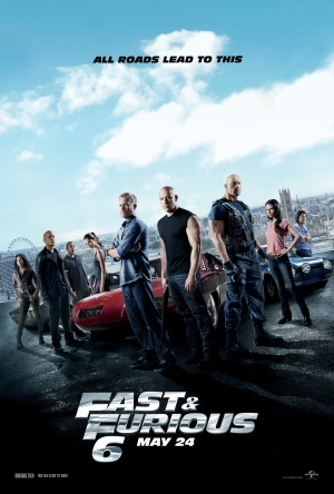 Fast & Furious 6 (2013) by The Critical Movie Critics