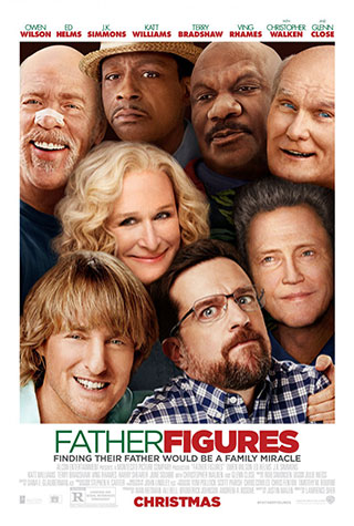 Father Figures (2017) by The Critical Movie Critics