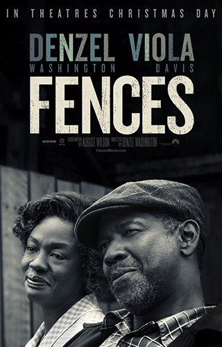 Fences (2016) by The Critical Movie Critics