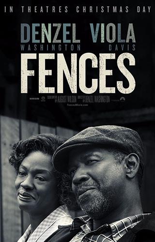 Fences (2016) by The Critical Movie Critics