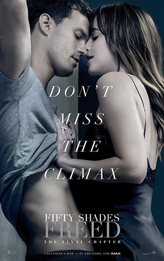 Fifty Shades Freed (2018) by The Critical Movie Critics