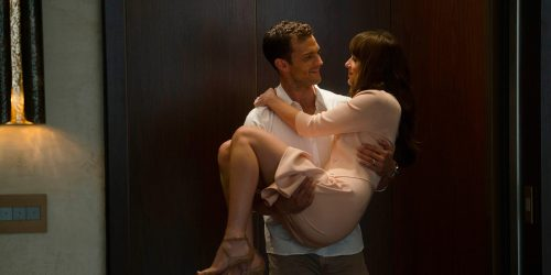 Movie Review:  Fifty Shades Freed (2018)