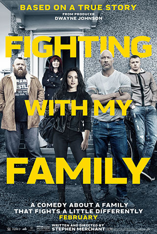 Fighting with My Family (2019) by The Critical Movie Critics