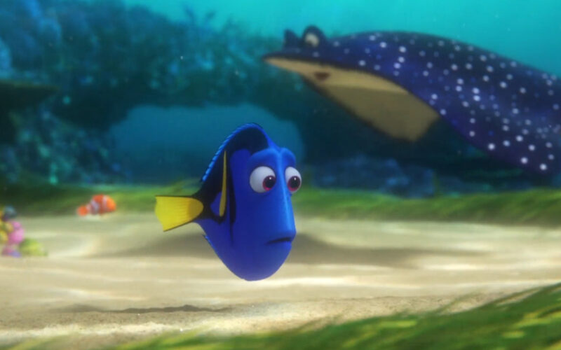Finding Dory (2016) by The Critical Movie Critics