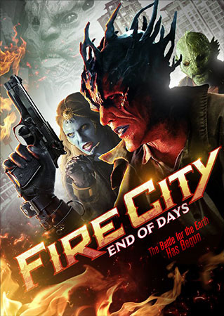 Fire City: End of Days (2015) by The Critical Movie Critics