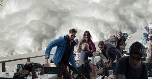 Movie Review:  Force Majeure (2014)