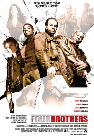 Four Brothers (2005) by The Critical Movie Critics