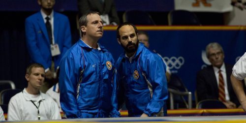 Movie Review:  Foxcatcher (2014)