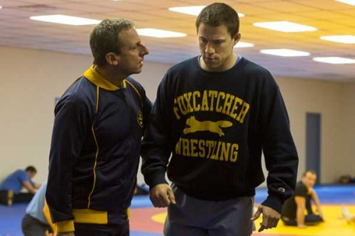 Foxcatcher 2014 Top 10 by The Critical Movie Critics