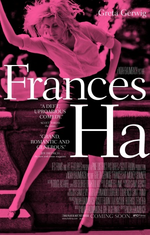 Frances Ha (2012) by The Critical Movie Critics