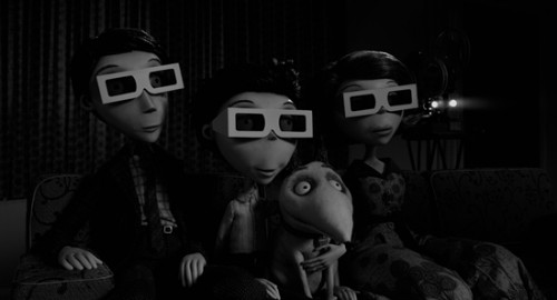 Movie Review: Frankenweenie (2012)