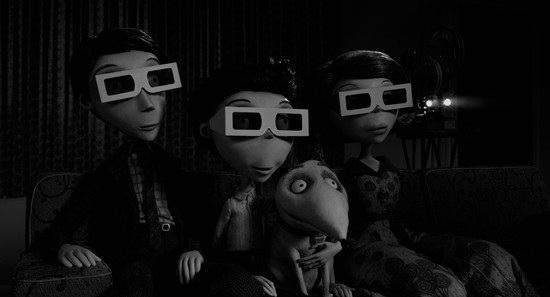 Frankenweenie (2012) by The Critical Movie Critics