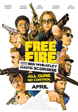 Free Fire (2016) by The Critical Movie Critics