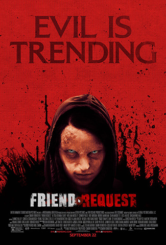Friend Request (2016) by The Critical Movie Critics