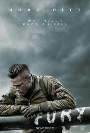Fury (2014) by The Critical Movie Critics