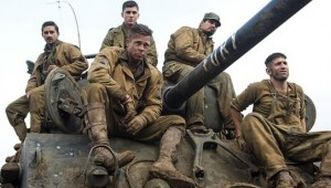 Fury (2014) by The Critical Movie Critics