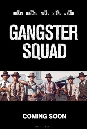 Gangster Squad (2012) by The Critical Movie Critics