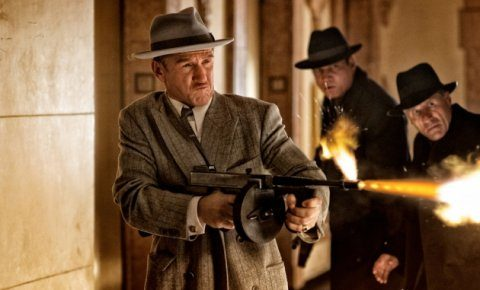 Movie Review:  Gangster Squad (2013)