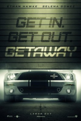 Getaway (2013) by The Critical Movie Critics