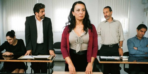 Movie Review:  Gett: The Trial of Viviane Amsalem (2014)