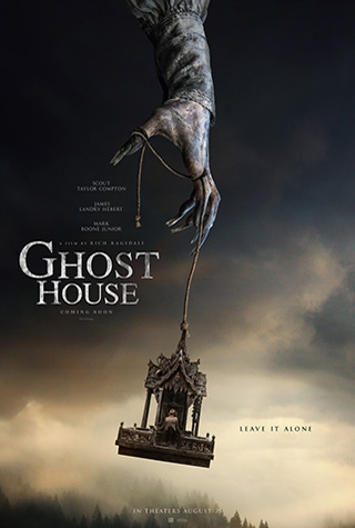 Ghost House (2017) by The Critical Movie Critics