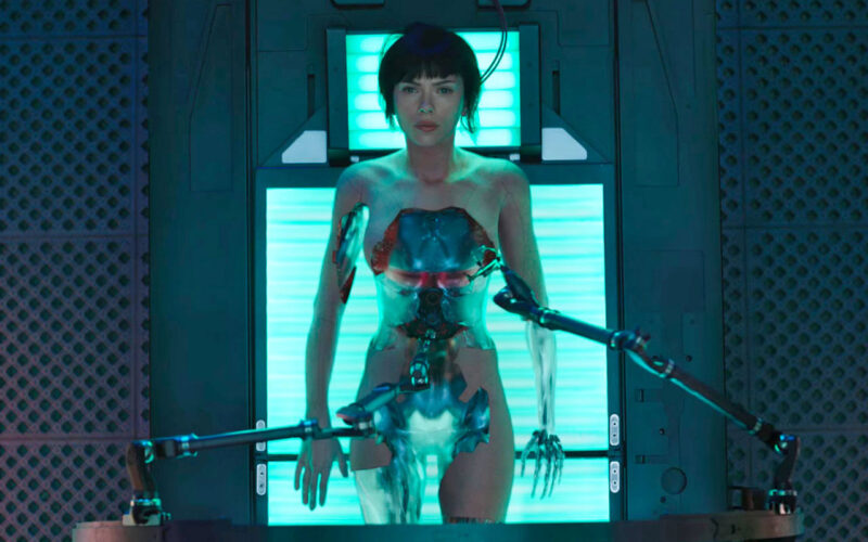 Ghost in the Shell (2017) by The Critical Movie Critics