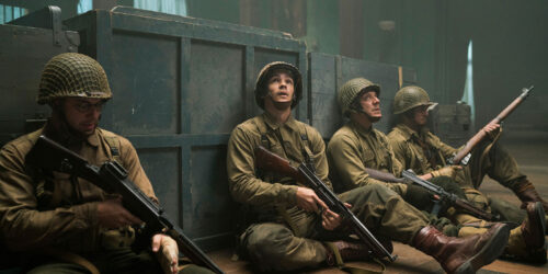 Movie Review:  Ghosts of War (2020)