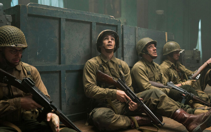 Ghosts of War (2020) by The Critical Movie Critics