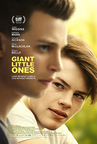 Giant Little Ones (2018) by The Critical Movie Critics