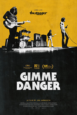 Gimme Danger (2016) by The Critical Movie Critics