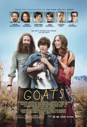 Goats (2012) by The Critical Movie Critics
