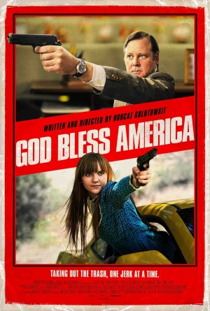 God Bless America (2011) by The Critical Movie Critics