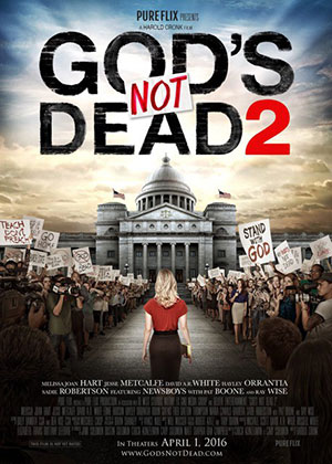 God's Not Dead 2 (2016) by The Critical Movie Critics