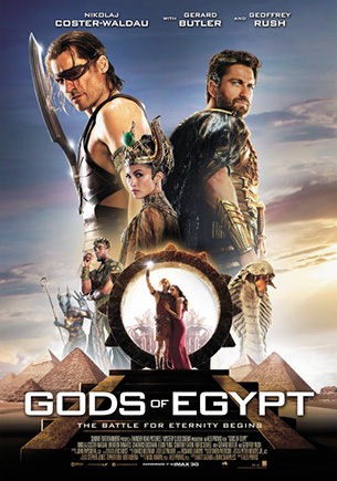 Gods of Egypt (2016) by The Critical Movie Critics