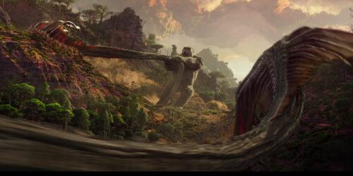 Movie Review:  Godzilla vs. Kong (2021)