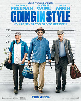 Going in Style (2017) by The Critical Movie Critics