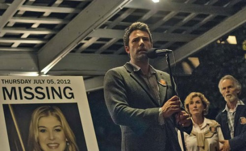 Movie Review:  Gone Girl (2014)