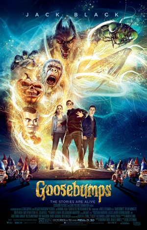 Goosebumps (2015) by The Critical Movie Critics